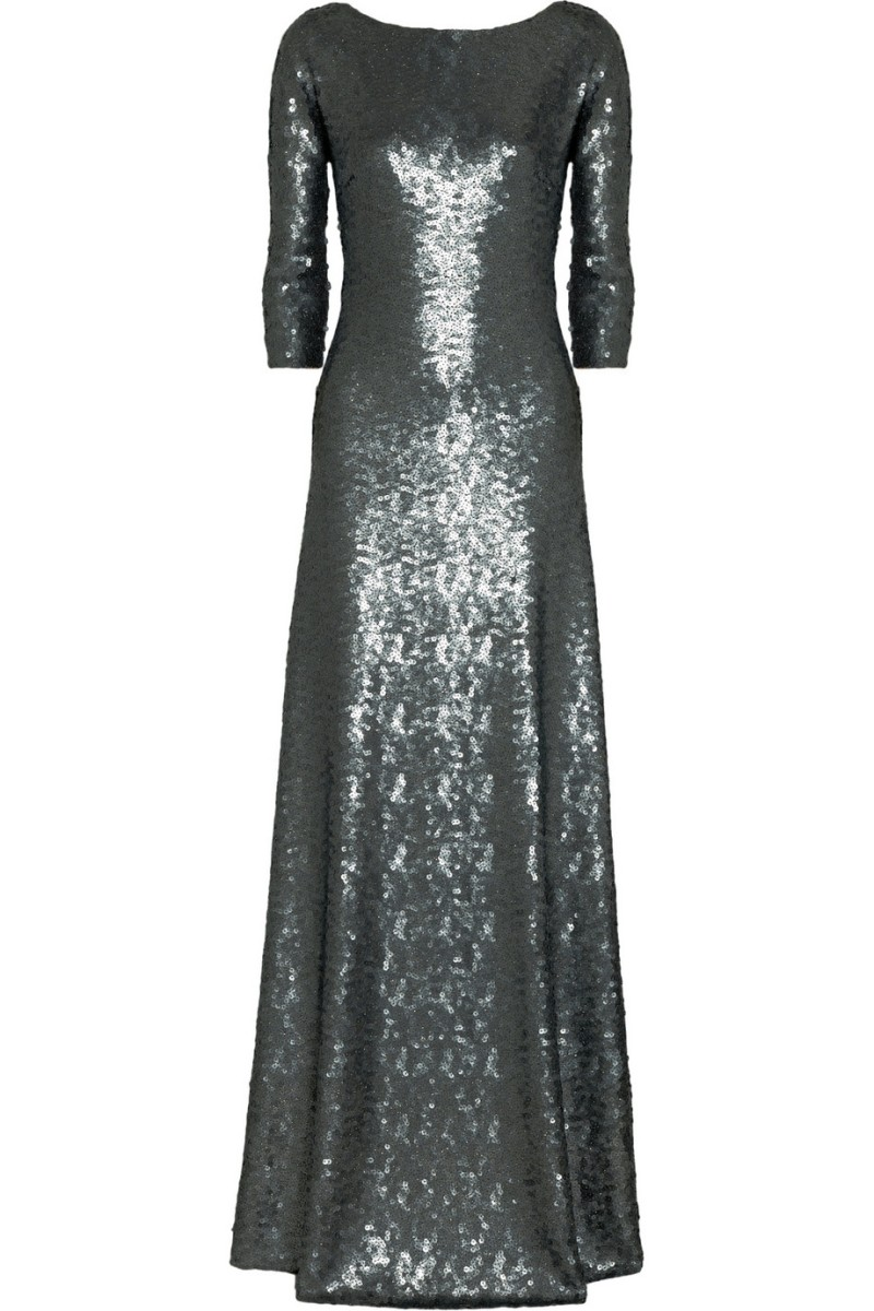 MARC JACOBS Open-back sequined gown €4,440