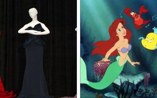 Marchesa - The Little Mermaid  ( 1989 ) .