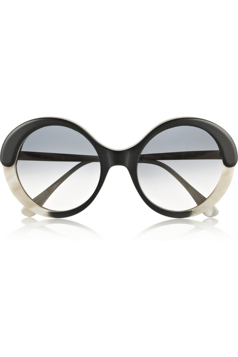 MARNI Round-frame acetate sunglasses €240