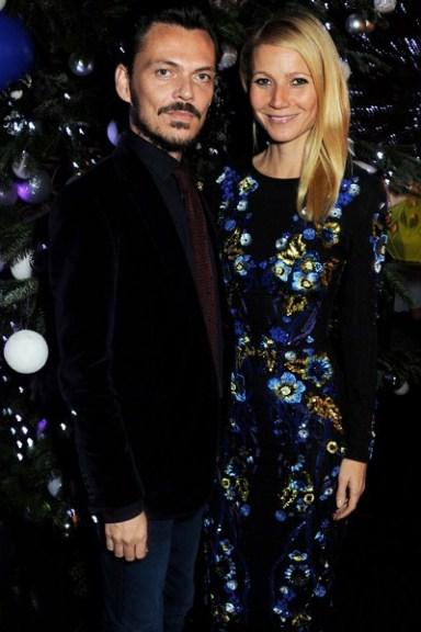 Matthew Williamson and Gwyneth Paltrow