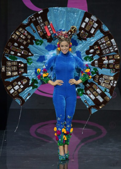 2014 Miss Universe National Costume