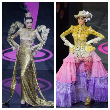 Miss Universe National Costume show 2013