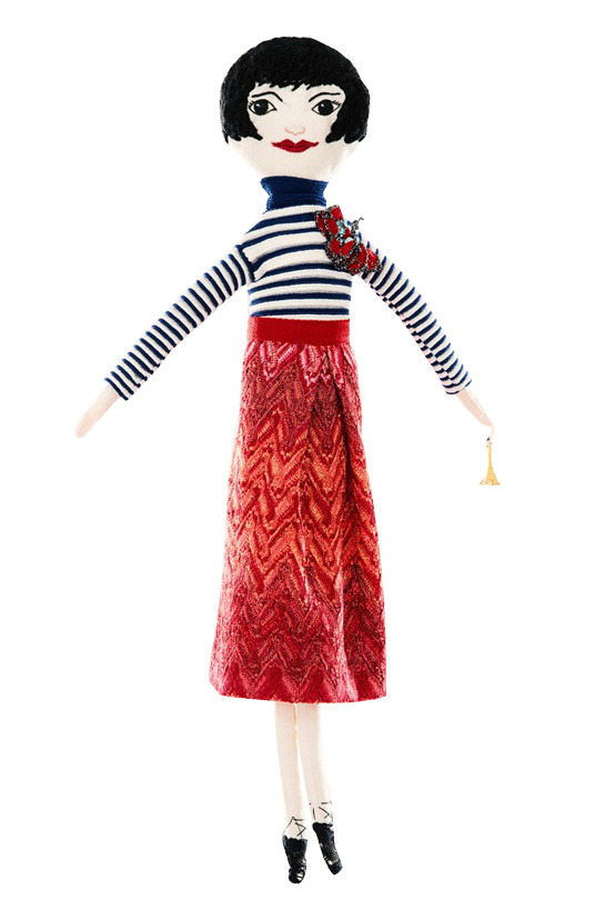 Missoni doll for UNICEF