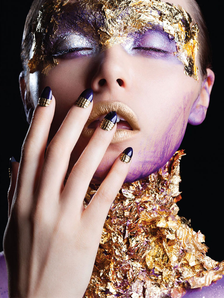 Nail it! Magazine November 2013 : Pick of the Glitter