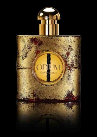 Opium l'objet rare Yves Saint Laurent, Eau de Parfum 50 ml,  available for €2000 (around $2,700) on sale December 2 ,2013 .