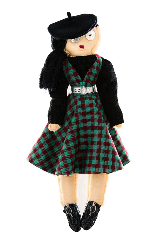 Prada doll for UNICEF