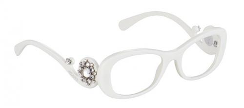 Prada Precious Ornate glasses collection