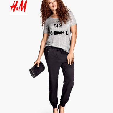Sabina Karlsson for H & M +