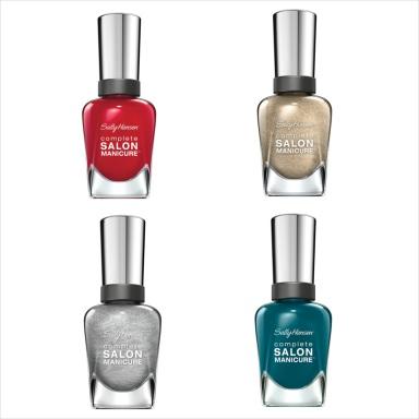 Sally Hansen Complete Salon Manicure Christmas 2013