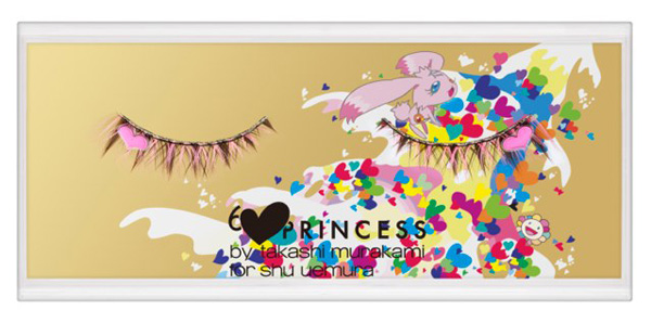 Shu Uemura 6 Princess by Takashi Murakami Collection Holiday 2013 14