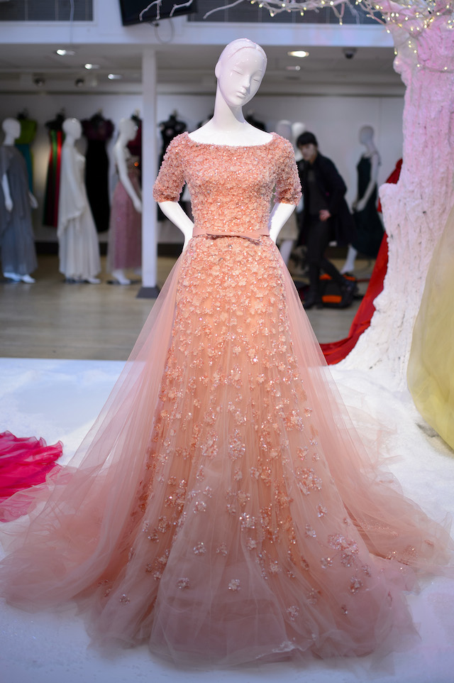 Princess Aurora (Sleeping Beauty) by Elie Saab