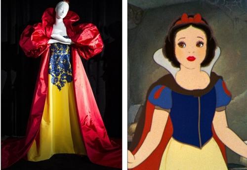 Oscar de la Renta- Snow White and the Seven Dwarfs (1937)