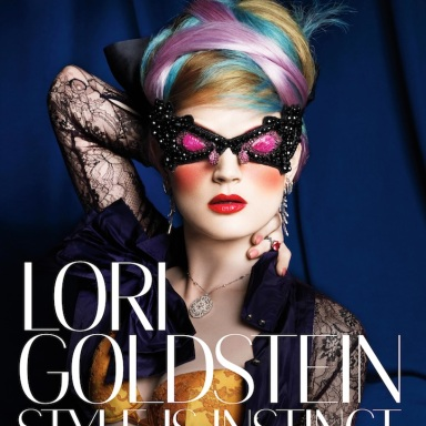 """Lori Goldstein : Style Is Instinct "" by the visionary stylist Lori Goldstein"