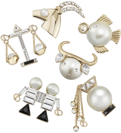 Tell Me Dior Necklace Collection