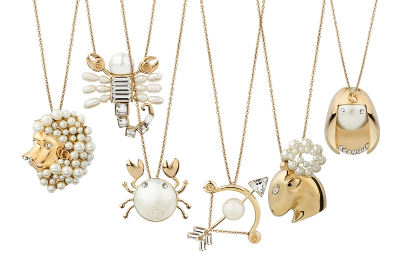 Tell Me Dior Necklace Collectio