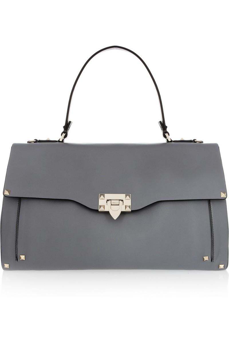 VALENTINO Studded leather tote €1,690