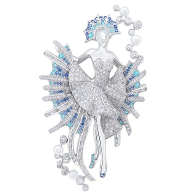Van Cleef & Arpels Ballet Précieux collection