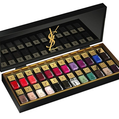 YSL La Laque Couture Colour Collection