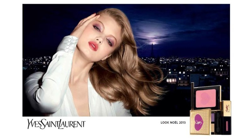 Yves Saint Laurent Parisian Night Collection for Holiday 2013