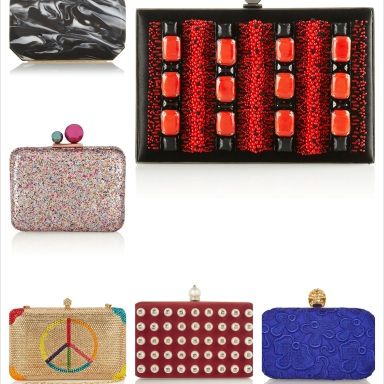 10 clutches for these holidays