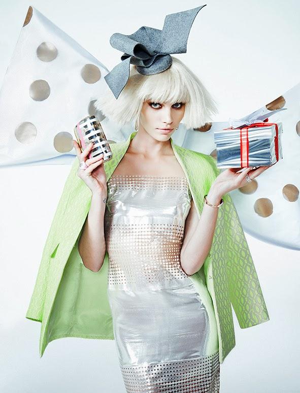 Aline Weber by Zee Nunes for Vogue Brasil December 2013