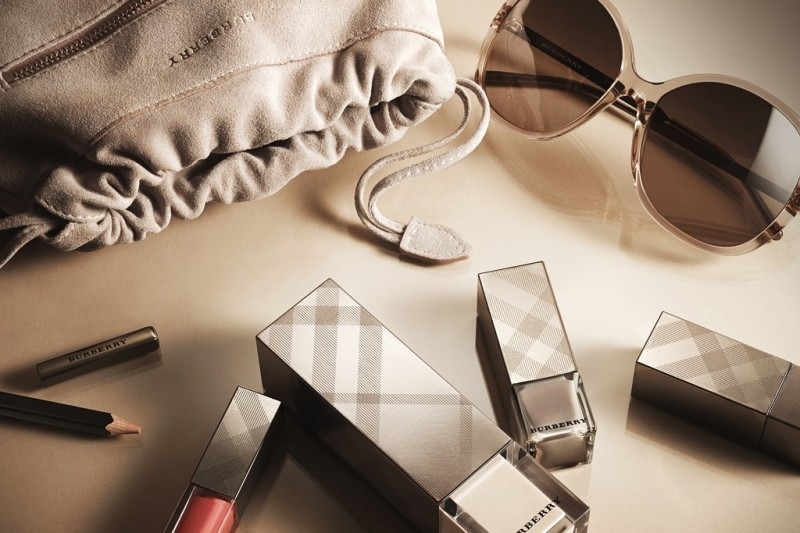 Burberry Beauty Box in London