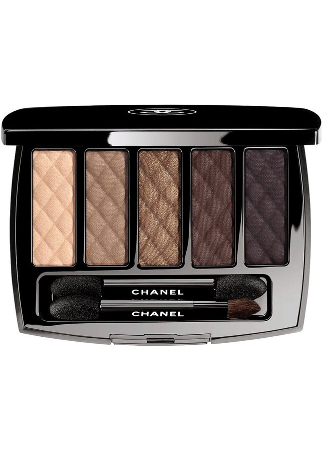 Chanel Charming Ombres Matelassées de Chanel Eyeshadow Palette