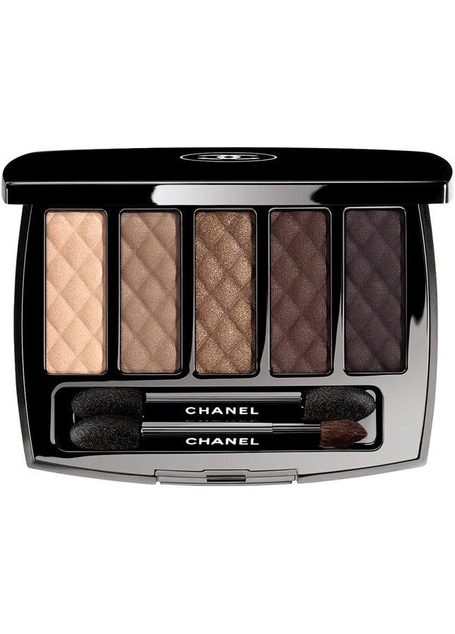 Chanel Charming Ombres Matelassées de Chanel Eyeshadow Palette