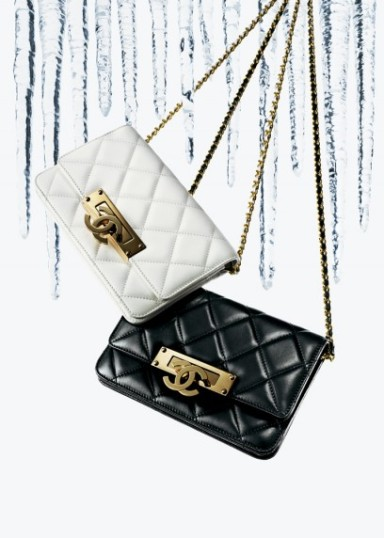 Chanel Golden Classic flap bag