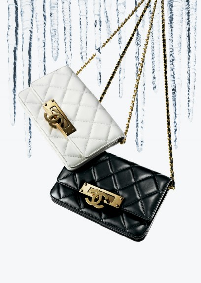 Chanel Golden Classic flap bag