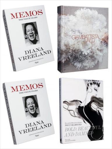 Diana Vreeland Memos , Giambattista Valli and Bold, Beautiful and Damned