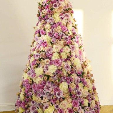 Dior Christmas Tree 2013