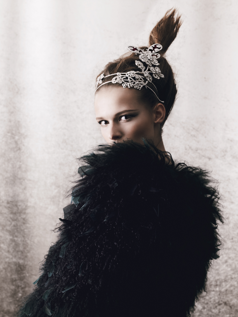Emma Oak by Yuval Hen for How To Spend It December 2013