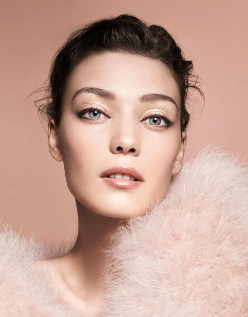 Giorgio Armani Luxury Nude Collection Spring 2014