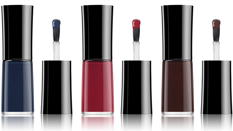 Giorgio Armani nail polish collection