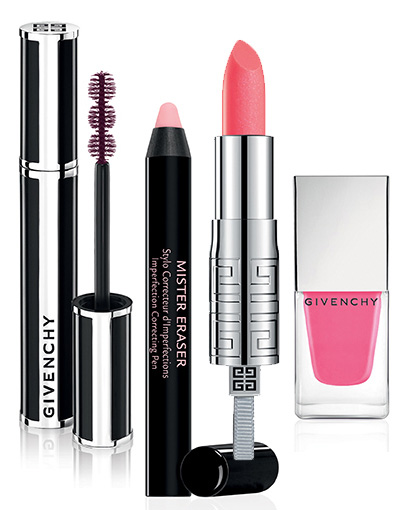 Givenchy Over Rose Collection Spring 2014
