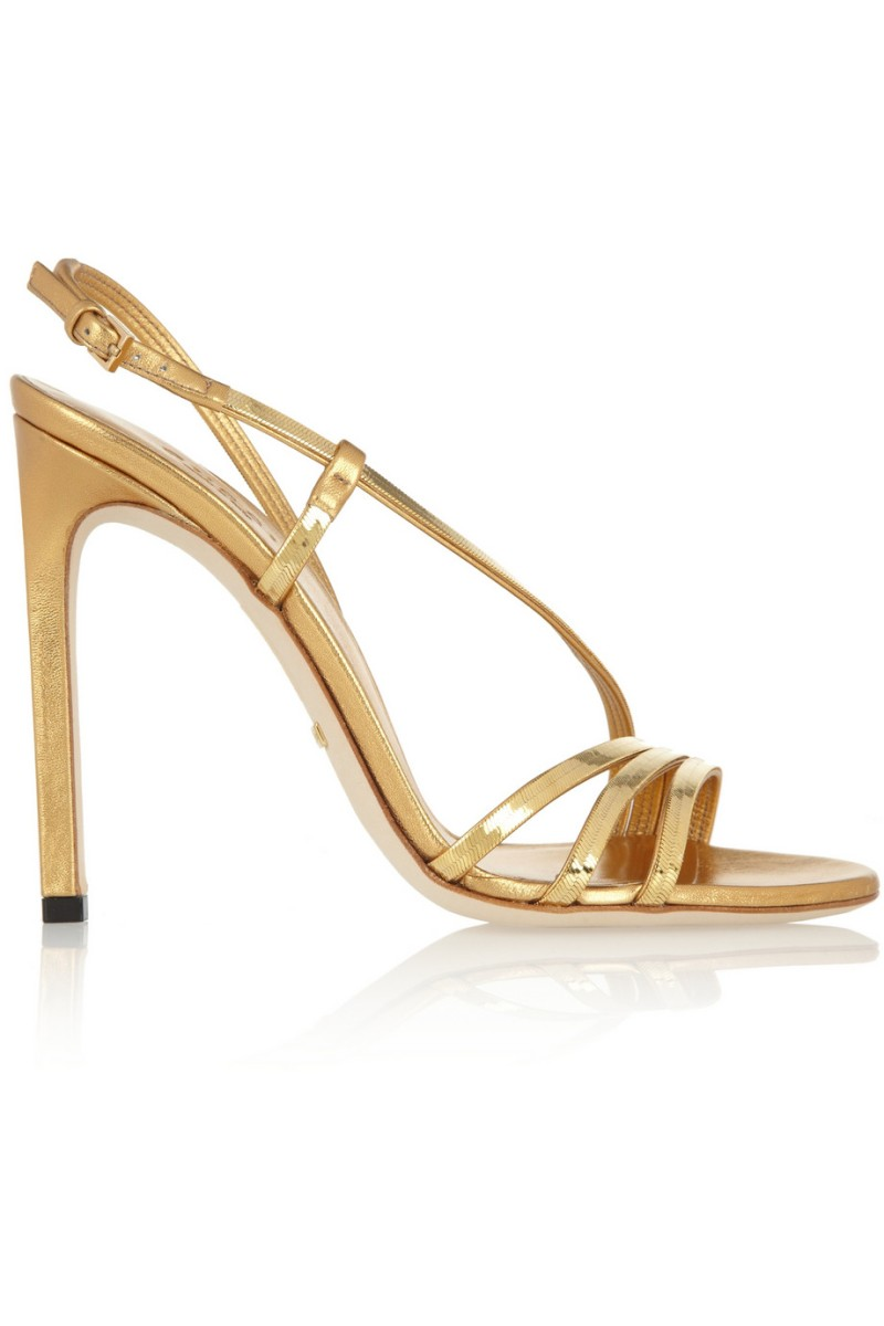 GUCCI Othilia snake chain sandals €695