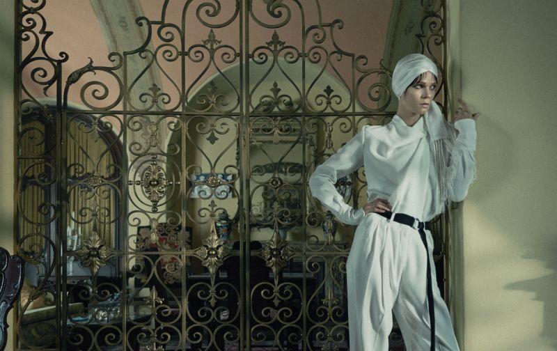 Irina Kravchenko by Sofia & Mauro for Numéro December 2013