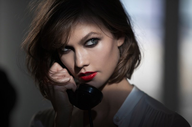 "Karlie Kloss stars in Tamara Mellon's ""High Heels & Sharp Knives"" video"
