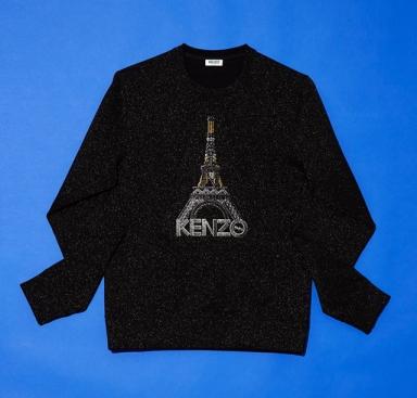 Kenzo's sweatshirts for Christmas 2013