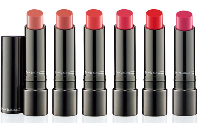 MAC Huggable Lipcolour Collection