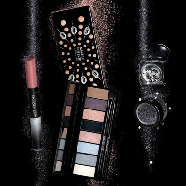 Make Up For Ever Midnight Glow Holiday 2013 Collection