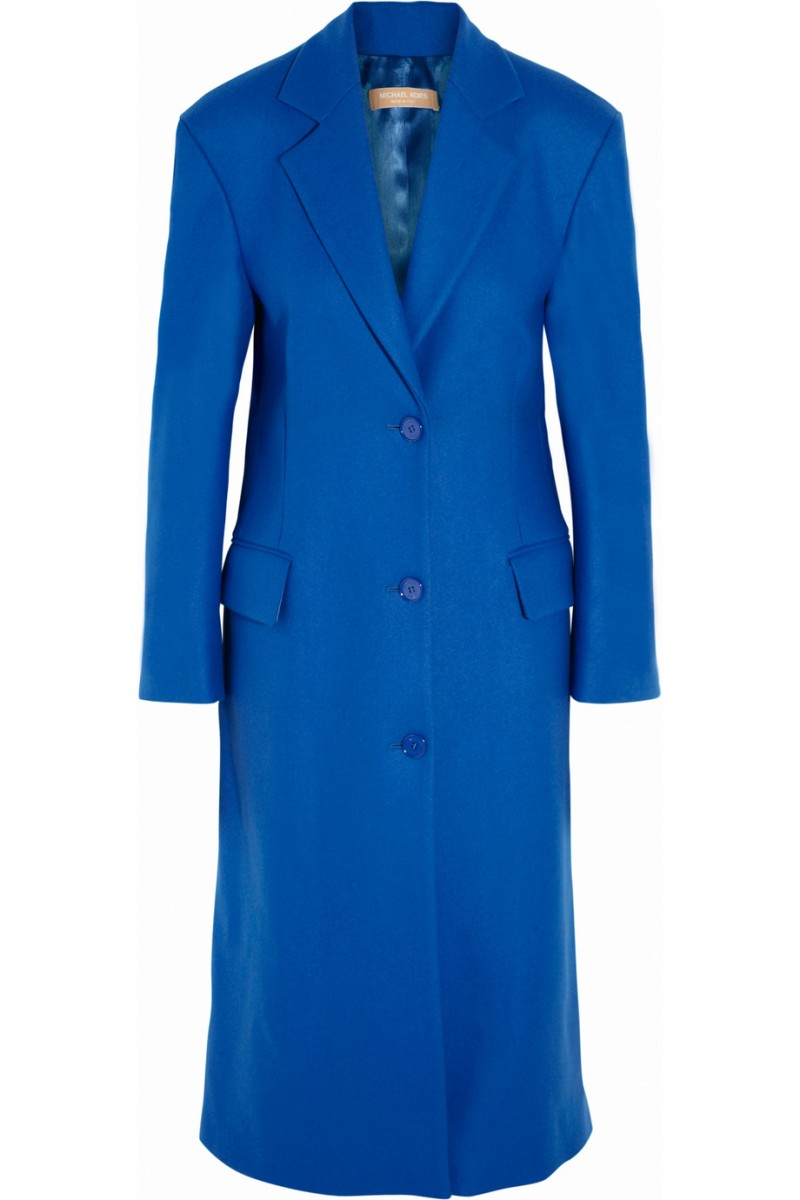 MICHAEL KORS Wool-blend coat €1,240