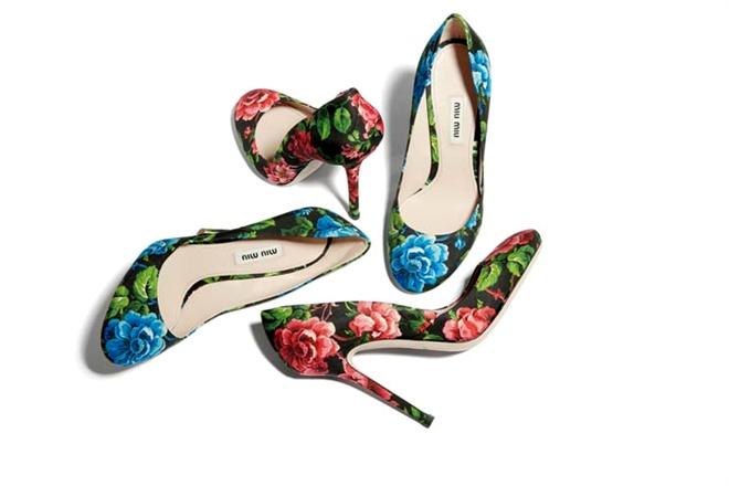 Miu Miu Resort 2014 Shoes