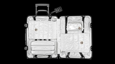 Moncler and Rimowa