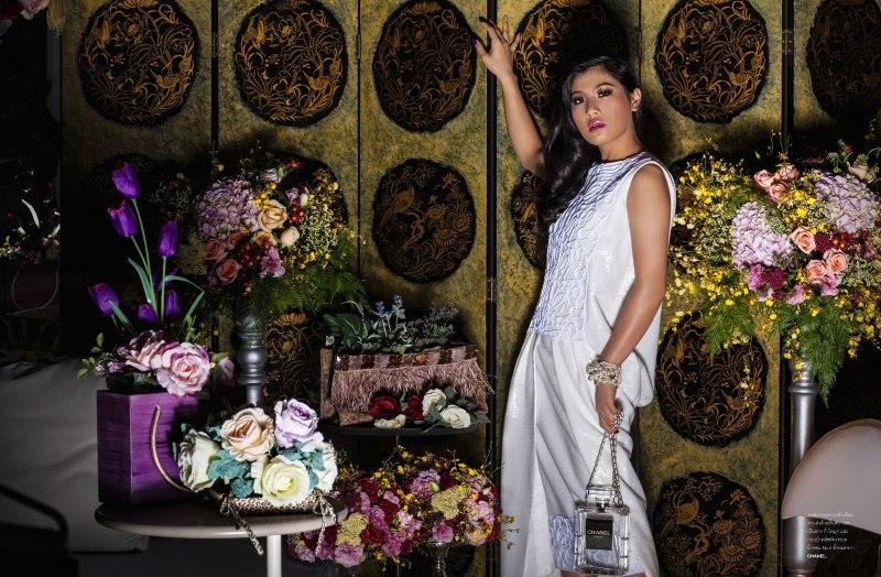 Princess Sirivannavari Nariratana by Todd Anthony for Numéro Thailand December 2013