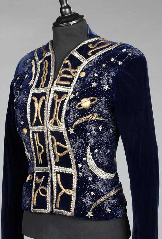 Schiaparelli's Zodiac jacket