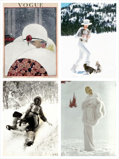 Winter in Vogue
