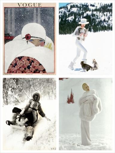 Winter in Vogue