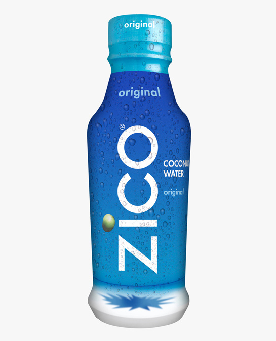 Zico Natural Coconut Water €2.20